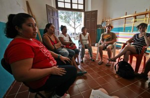 Rencontre de travail - Milieu culturel - Telchac Puerto