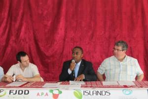 Colloque de Développement Durable d'Anjouan - Janvier 2014